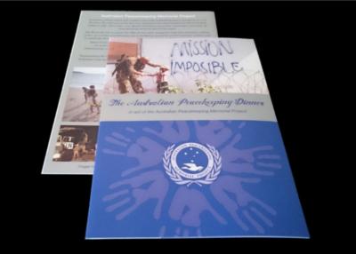 Brochure Printing Job