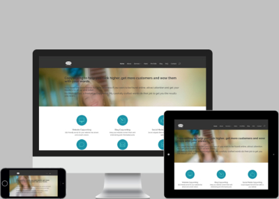 Writeable Website Design Project